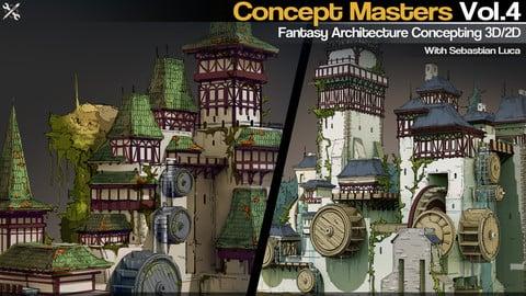 Concept Masters Vol.4