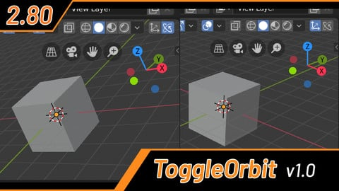Toggle Orbit - Addon