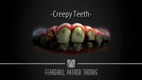 Creepy Teeth Generator