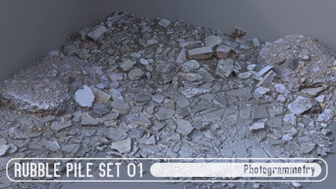 Rubble Pile Set 1