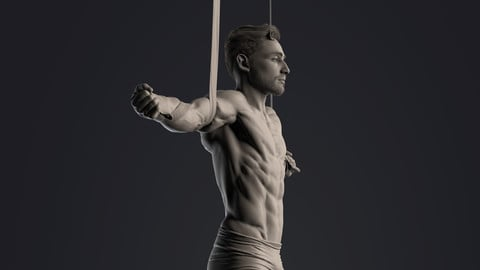 Anatomy Sculpt - Male 5