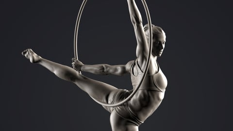 Anatomy Sculpt - Female 1