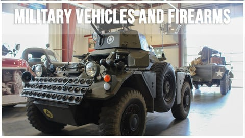 Military Vehicles and Firearms Photopack