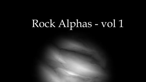 Rock alphas - vol 1