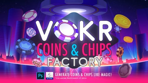VOKR - Coins & Chips Factory