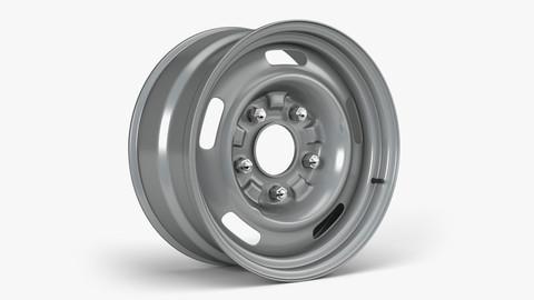 GM Rally Wheel