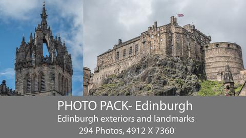 Edinburgh Photo Pack