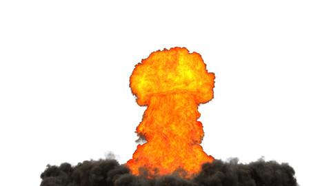 3dsMax & FumeFx Nuclear Explosion Scene File