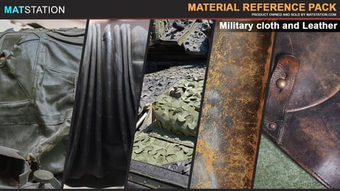 Photo Pack - Material Reference