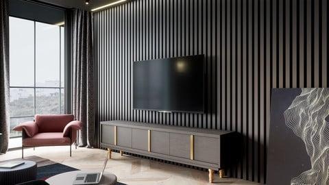 Vogem Living Room (Unreal Engine 4 / UE4)