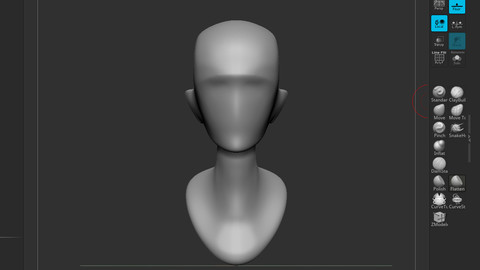 Base Stylized Head