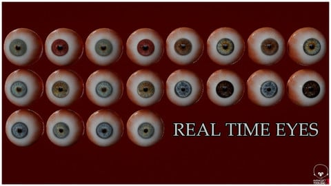 Real time eyes
