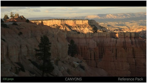 Canyons Reference Pack