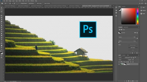 Master Photoshop selection