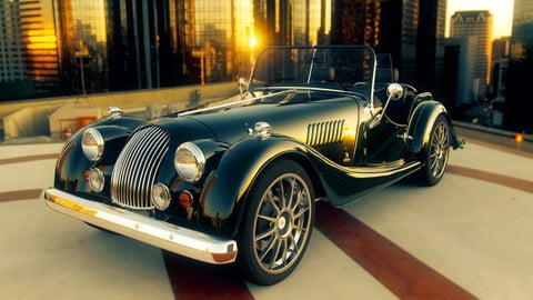 TKs Morgan Roadster