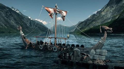 TKs Viking Longboat