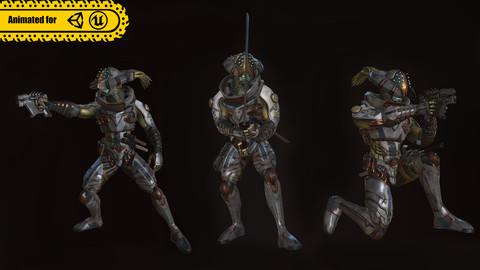 Shinobi Sci Fi