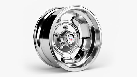 U.S. Indy Mag Wheel
