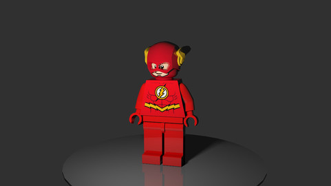 Lego The Flash