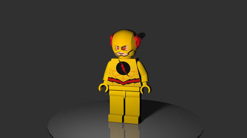 Lego Flash Reverso