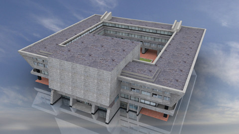 Soviet City Hall