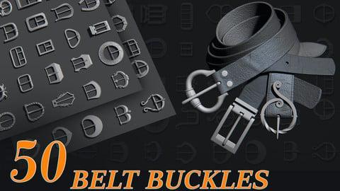 50 belt buckles