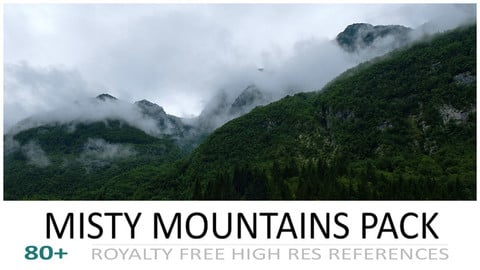 MISTY MOUNTAINS PACK