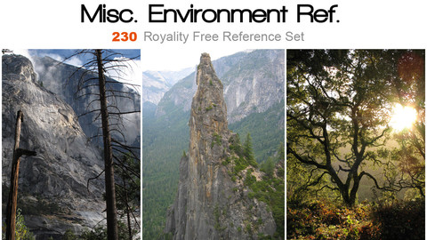 Misc. Environment Reference Pack