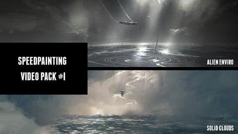 Speedpainting Video Pack #I