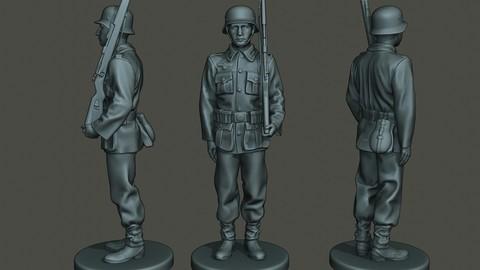 German soldier ww2 Attention G1