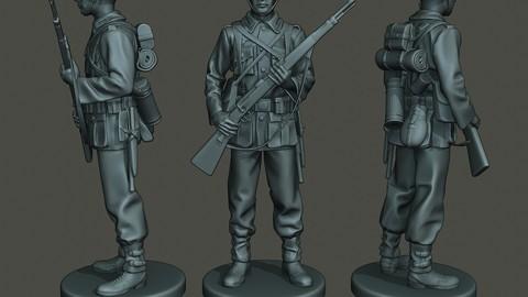 German soldier ww2 StandGuard G1