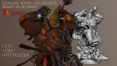 Uokan - King of Ogres