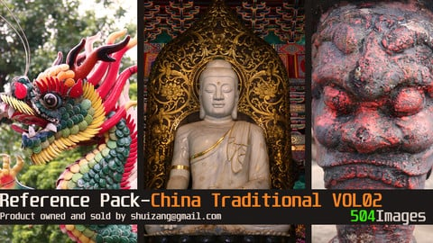 Reference Pack-China Traditional Vol02