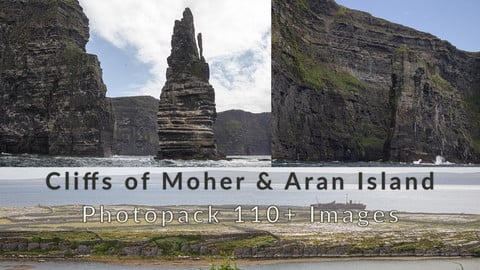 Cliffs of Moher & Aran Island - 110+ References