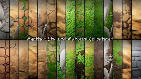 Another Stylized Material Collection 1