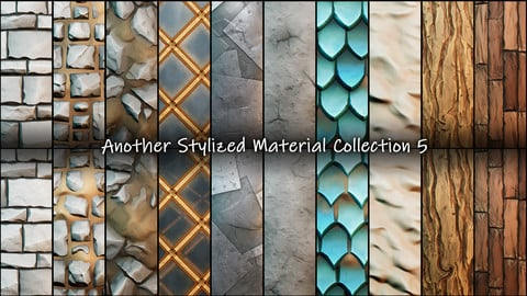 Another Stylized Material Collection 5