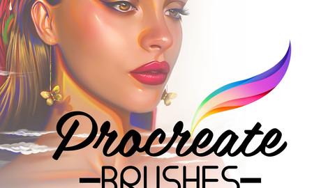 Procreate Brushes - +10 Illustration