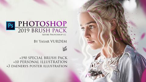 Artstation Custom Brushes For Photoshop Artworks