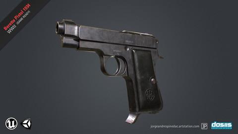 Beretta Pistol 1934