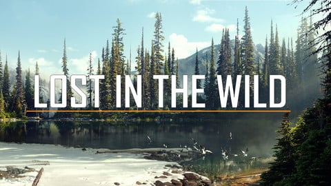 Matte Painting_Lost In Wild