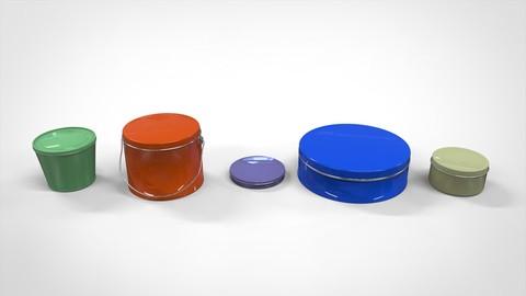 container bucket