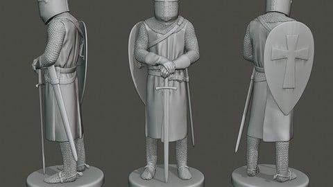 Knight Templar Stand T1