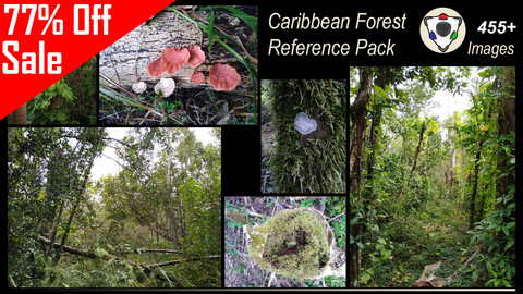 Caribbean Forest Reference Pack