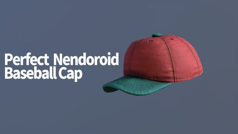 Perfect Nendoroid Baseball Cap