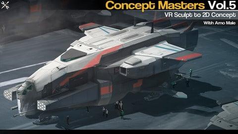 Concept Masters Vol.5