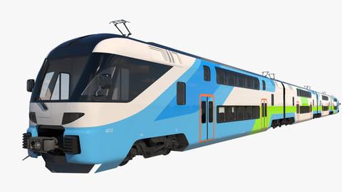 Stadler Dosto Train