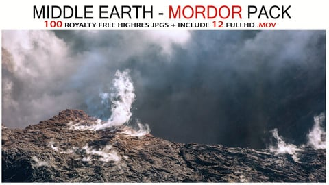 MIDDLE EARTH - MORDOR PACK