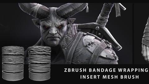 Bandage Brush InsertMesh Set