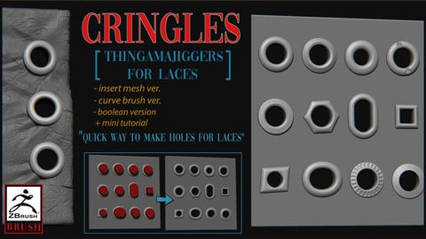 Cringles (metal things for laces)