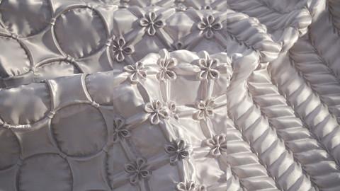 Folding material